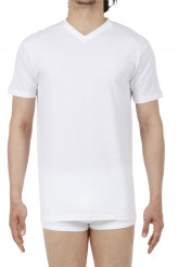 HOM Shirts T-Shirt V Neck Hilary