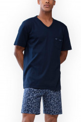 Mey HerrenwäscheNight BasicPyjama kurz, Paisley