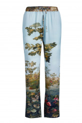 Pip Studio Loungewear 2020-2 Babbet Winter Blooms Trousers Long