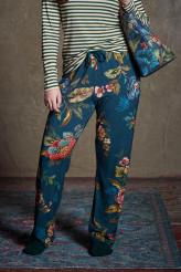 Pip StudioLoungewear 2020-2Belin Poppy Stitch Trousers Long