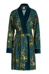 Pip StudioNightwear 2020-2Niels Fall in Leaf Kimono