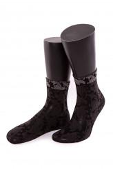 OrobluSocksBicolor Lace Socks