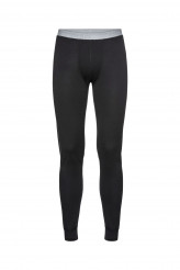 Odlo Natural 100% Merino Warm Sportunterhose lang