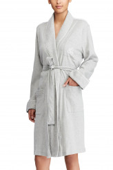 Lauren Ralph Lauren Robes Quilted Shawl Collar Robe