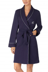 Lauren Ralph LaurenRobesQuilted Shawl Collar Robe
