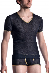 Manstore M2008 V-Neck Tee (Low)