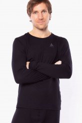Odlo Natural 100% Merino Warm Shirt langarm