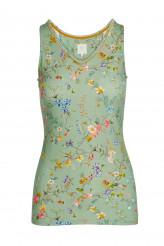 Pip StudioLoungewear 2021Tessy Petites Fleurs Top Sleeveless