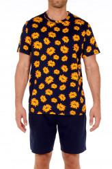 HOMSleepwear 2021-1Pyjama kurz Luberon