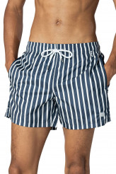 Mey Herrenwäsche Swimwear Fashion Badeshorts Macro Stripes