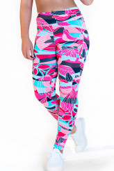 CalaoFitness FashionLeggings high waist - porto