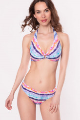 LideaWaveNeckholder-Bikini-Set