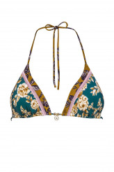 Watercult Ottomane Flower Triangel-Bikini-Oberteil