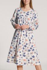 CalidaSoft CottonLangarm-Nachthemd