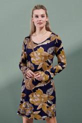 ESSENZALoungewear 2021-2Elm Gwyneth Nightdress Long Sleeve
