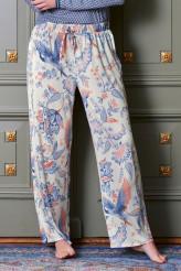 Pip StudioLoungewear 2021-2Babbet Royal Birds Trousers Long