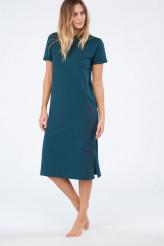 Maison LejabyInspireT-Shirt-Kleid Sporty Chic