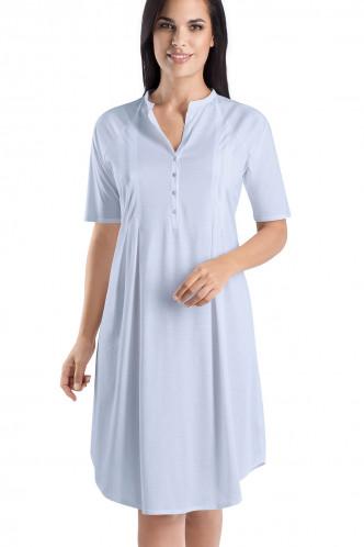 Abbildung zu Nachthemd 1/2 Arm, Knopfleiste (077954) der Marke Hanro aus der Serie Cotton Deluxe