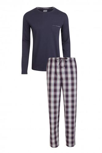 Abbildung zu Pyjama lang Mix (50201) der Marke Jockey aus der Serie USA Original Nightwear
