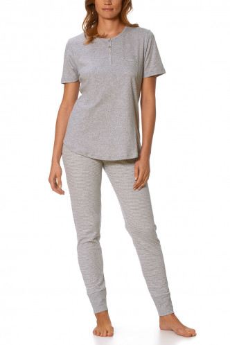 Abbildung zu Pyjama, kurze Ärmel (14074) der Marke Mey Damenwäsche aus der Serie Hanni