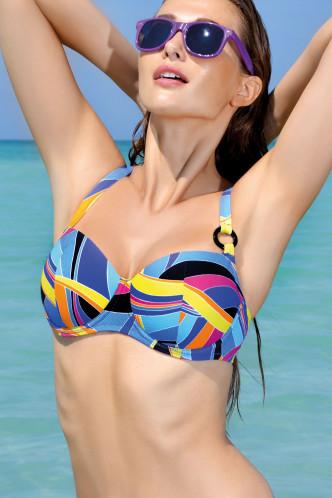 Abbildung zu Bikini-Oberteil, geformte Schale (FBA4027) der Marke Antigel aus der Serie La Sporty Tropique