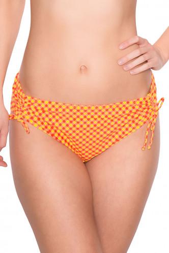 Abbildung zu Bikini-Slip mit Tunnelzug (FBA0687) der Marke Antigel aus der Serie La Bomb Vichy