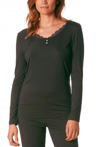 Abbildung zu Shirt, langarm Jana (16071) der Marke Mey Damenwäsche aus der Serie Lovestory
