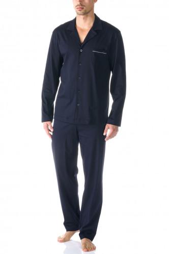 Abbildung zu Pyjama, durchgeknöpft (19383) der Marke Mey Herrenwäsche aus der Serie Night Classic