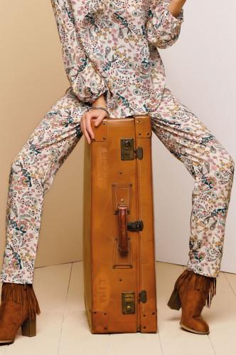 Abbildung zu Hose (ELC0041) der Marke Antigel aus der Serie Fleur De Cachemire