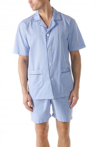 Abbildung zu Pyjama kurz, durchgeknöpft (47873) der Marke Mey Herrenwäsche aus der Serie Bellante