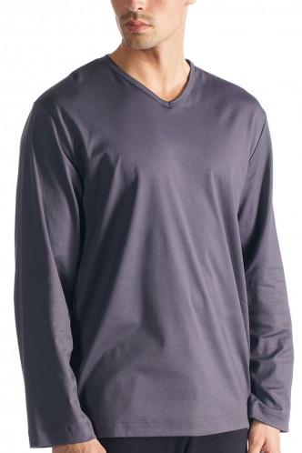 Abbildung zu Shirt langarm (20720) der Marke Mey Herrenwäsche aus der Serie Black Classic Night