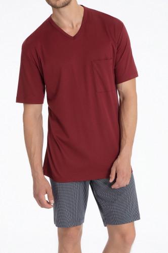 Abbildung zu Pyjama kurz Sidney (43061) der Marke Calida aus der Serie Men Night