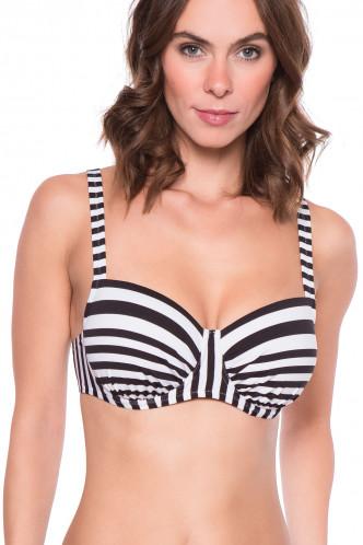 Abbildung zu Schalen-Bikini-Oberteil mit Bügel (5750674) der Marke Lidea aus der Serie Bermudas