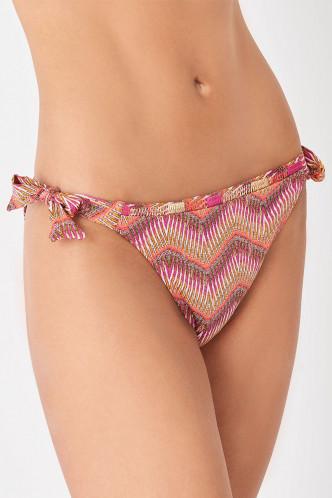 Abbildung zu Bikini-Hüftslip (HU20) der Marke Aubade aus der Serie Psyché Délices
