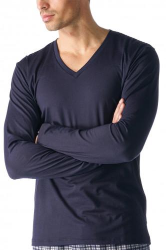 Abbildung zu Shirt, langarm (46520) der Marke Mey Herrenwäsche aus der Serie Serie Dry Cotton