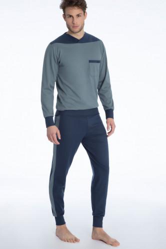 Abbildung zu Pyjama lang True Classics Men (45312) der Marke Calida aus der Serie Men Night