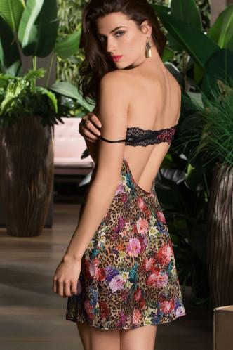 Abbildung zu Nachthemd Sexy (ALG1214) der Marke Lise Charmel aus der Serie Corolle Fauve