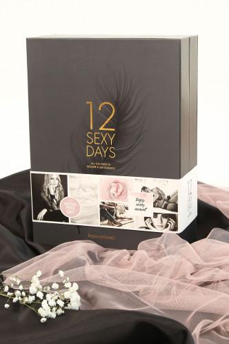 Abbildung zu Geschenkkalender (sexy) 12 Türchen (0297) der Marke Bijoux Indiscrets aus der Serie Sexy Calendar