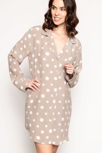 Abbildung zu Sleepshirt vegan (391354) der Marke Gattina aus der Serie Björk