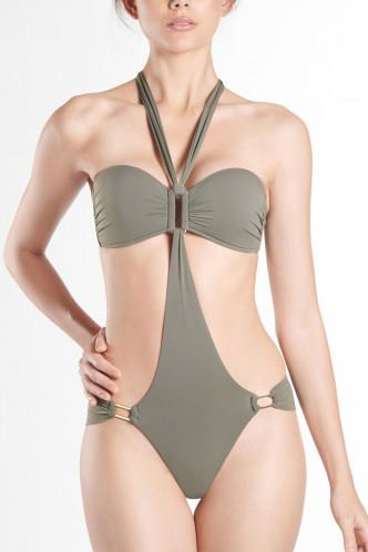 Abbildung zu Trikini (NV67) der Marke Aubade aus der Serie Esprit Sauvage