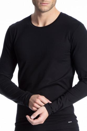 Abbildung zu Shirt langarm (15890) der Marke Calida aus der Serie Cotton Code