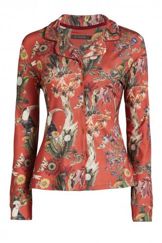 Abbildung zu Fenna Airen & Dine Airen Pyjama (401375-329/401366-309) der Marke ESSENZA aus der Serie Nightwear 2019-2