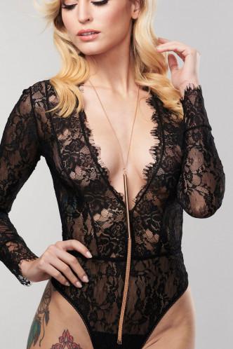 Abbildung zu MAGNIFIQUE - Necklace whip (0181) der Marke Bijoux Indiscrets aus der Serie Sexy Accessoires