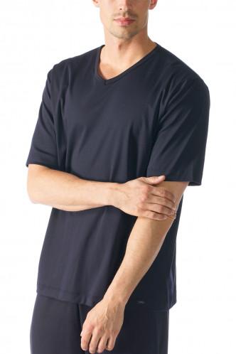 Abbildung zu Shirt kurzarm (20710) der Marke Mey Herrenwäsche aus der Serie Black Classic Night
