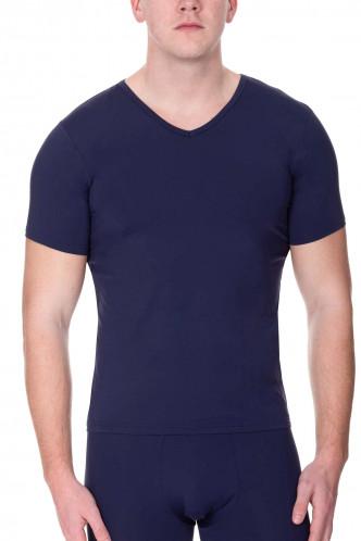 Abbildung zu V-Shirt (22052164) der Marke Bruno Banani aus der Serie Micro Feel