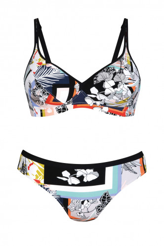 Abbildung zu Bikini-Set Asa (M0 8358) der Marke Anita aus der Serie Art Affair