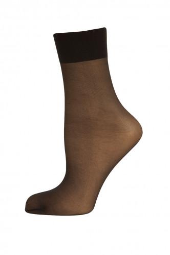 Abbildung zu Seidenmatt 20 Söckchen (902623) der Marke Elbeo aus der Serie Elegance