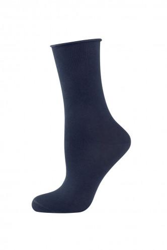 Abbildung zu Light Cotton Rollbund-Socken (938303) der Marke Elbeo aus der Serie Strick