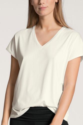 Abbildung zu Shirt kurzarm, V-Neck (14337) der Marke Calida aus der Serie Favourites