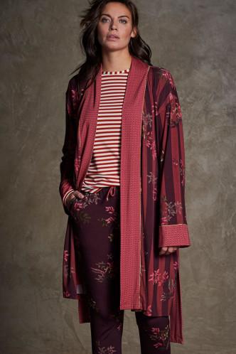 Abbildung zu Nisha Woody Tales Stripe Kimono (51510109-113) der Marke Pip Studio aus der Serie Nightwear 2020-2